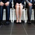 professionals sitting down